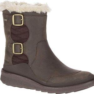 Merrell Tremblant Ezra Buckle Waterproof Boots sz8